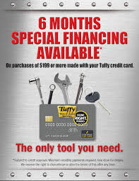 who accepts synchrony home design credit card tuffy tire u0026 auto service centers