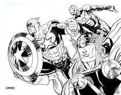 coloring page avengers coloring pages pinterest
