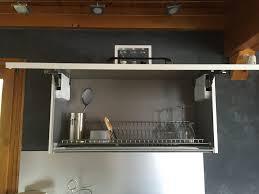 meuble egouttoir vaisselle complications pour faire notre cuisine sous notre toit
