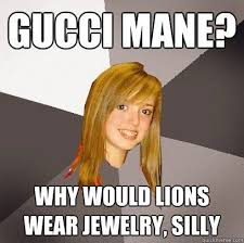 Real Men Wear Pink Meme - awesome real men wear pink meme gucci mane why would lions wear