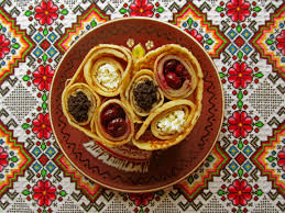 Seeking Bowl Of Cherries Delicious Filled Crepes Ukrainian Recipes For A Tasty