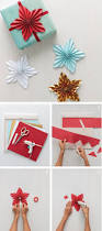 paper star gift toppers scoring board martha stewart crafts and