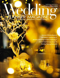 wedding planner magazine wedding planner magazine found vintage rentals