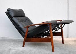 Milo Baughman Recliner Modern
