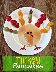 turkey pancakes easy thanksgiving breakfast
