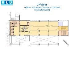 floor plans blu offices sofia