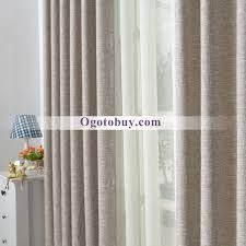 Grey Beige Curtains Beige And Gray Curtains Beige Gray Colored Blended Material Living