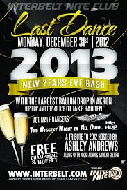 new years party akron ohio interbelt nite club on nye plans join us for