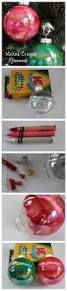 super cheap home decor 25 super creative diy ornaments melted crayons and from our house