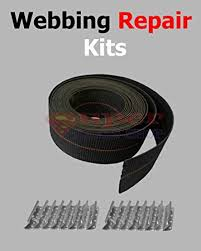 Repair Webbing On Patio Chair Lawn Chair Webbing Replacement Kit Trendy Visit Our Patio