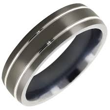 mens wedding bands titanium vs tungsten wedding rings titanium wedding bands pros and cons titanium vs