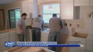 raleigh couple suing hgtv show over bad renovation job youtube