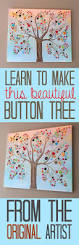 32 diy projects made with buttons button tree teen kids and