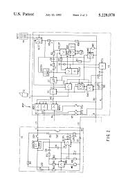 patent us5228078 two wire intercom with hands free function