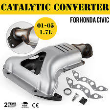 2003 honda civic exhaust manifold exhaust manifolds headers for honda civic ebay