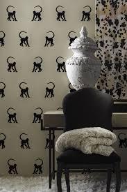 monkey wallpaper for walls andrew martin cheeky monkey wallpaper