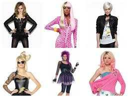costume ideas for rock of ages
