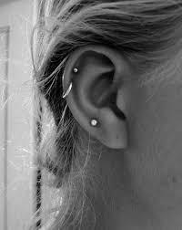 cool cartilage earrings unique cartilage earrings best 25 helix ear piercing ideas on