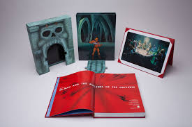 he man and the masters of the universe this is what a 130 he man art book looks like polygon