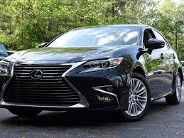 maintenance cost for lexus es350 2016 used lexus es 350 4dr sedan at alm roswell ga iid 16371030