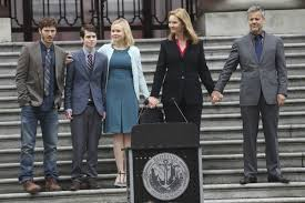 abc s the family throws a talented cast into a compelling but