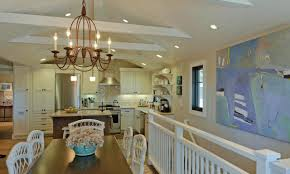 Kitchen Island With Table Attached by Small Kitchen Makeovers Attached Dining Table Grey Stained Wooden