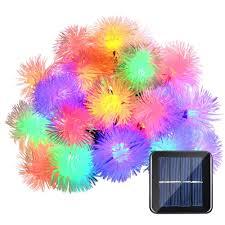 String Ball Lights by Popular Solar Lights Outdoor String Ball Buy Cheap Solar Lights