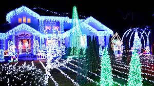 christmas lights net style insane christmas lights set up griswold style youtube