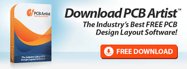 printed circuit board design free pcb artist software advanced