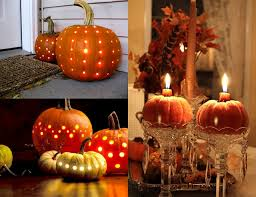 Small Pumpkins Decorating Ideas Pop Culture And Fashion Magic Halloween Pumpkins Carving And