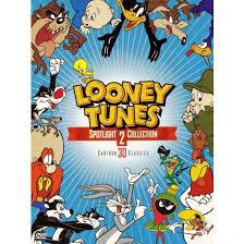 looney tunes spotlight collection vol 2 2 discs target