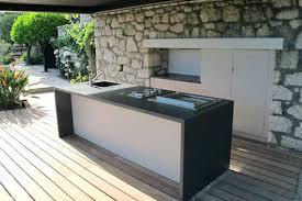 meuble cuisine exterieure bois cuisine d exterieure cuisine exterieur meuble exterieure bois d ete