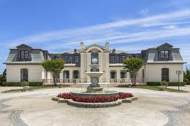 French Chateau Homes by Tour A 39 Million French Château On The Jersey Shore