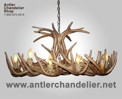 small med chandeliers antler chandelier