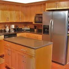 kitchen cabinet modern version of unfinished shaker style