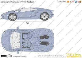 lamborghini gallardo blueprint lamborghini aventador lp700 4 roadster 2017 торты транспорт