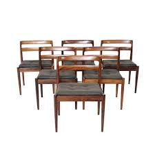 Mid Century Modern Dining Chairs Vintage At 1st Sight Products Vintage Mid Century Modern Set Of 6