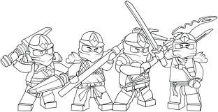 Lego Ninjago Printables Printable Coloring Pages Lego Ninjago Lego Coloring Pages For Boys Free