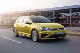 Golf R Usa Release Date Golf Mk7 5 More Power Tweaked Looks And First In Class Gesture