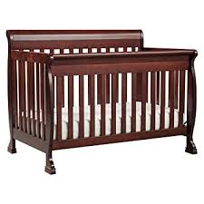 Non Convertible Crib Davinci Kalani 4 In 1 Convertible Crib Rich Cherry
