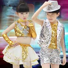 online cheap christmas halloween stage wear jazz dancewear ds