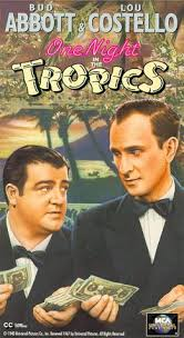 one night in the tropics abbott and costello