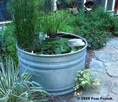 Container Water Garden Ideas Container Water Gardens Pond Gardening Ideas Home Design Garden In