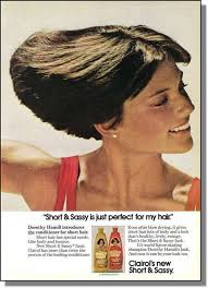 pictures of the back of a wedge hair cut dorothy hamill wedge haircut back view short hairstyle