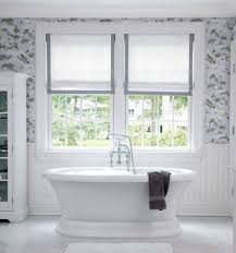 Gray Bathroom Window Curtains Curtains Gallery Minimalist Gray Bathroom Window Curtains Images