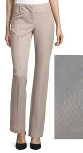 worthington pants modern fit trouser leg flat women u0027s size 4 6