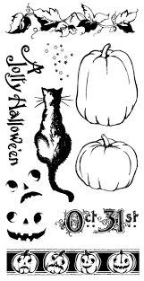 happy halloween clip art black and white 32 best graphic 45 happy haunting images on pinterest graphic 45