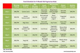 table food ideas for 9 month old diet charts best diet food chart ideas on nutrition food chart diet
