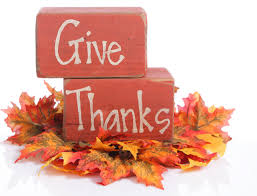 thanksgiving it s time to be thankful dure
