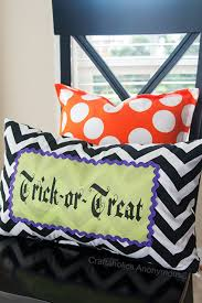 outdoor halloween pillows 44 easy halloween crafts fun diy and craft ideas for halloween